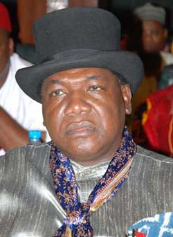 Culture & Tourism Minister, Edem Duke