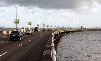 *Third mainland bridge