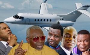 Pastor Chris Oyakhilome; Ayo Oritsejafor; Enoch Adeboye; David Oyedepo and Mike Okonkwo