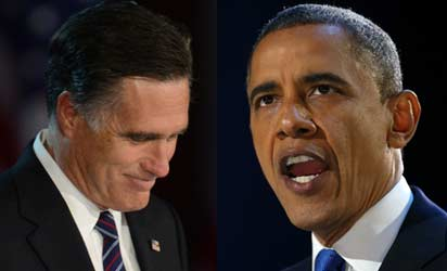 Mitt Romney conceded defeat and Obama got for more years