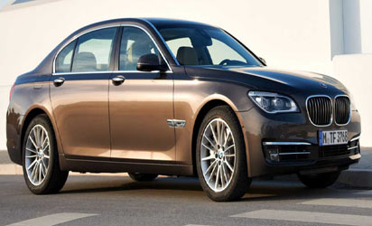 *New 7 Series offers world's most powerful 6-cylinder diesel engine