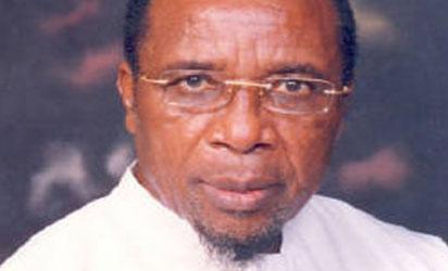 Chukwumerije: Ndigbo must think of 2015
