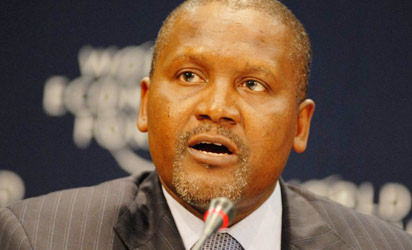 "Dangote refutes death rumor, says ""I am hale, hearty and alive"""