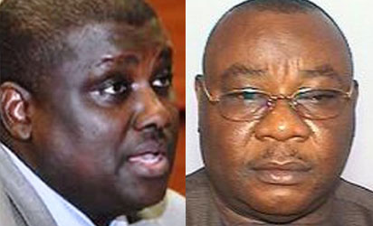 Maina: Lost confidence in the committee.  Etok: Unable to get Maina to appear