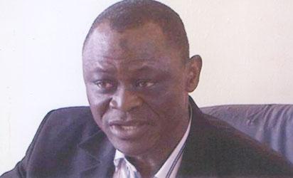 Prof. Muoboghare