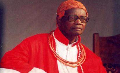 *Oba of Benin