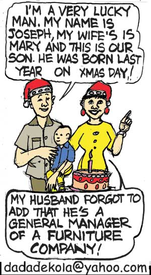 *Christmas Family