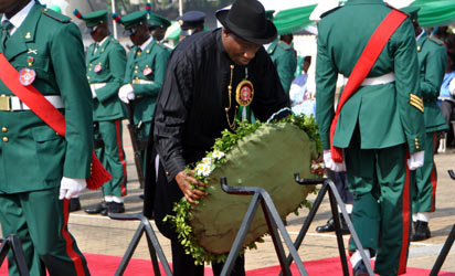 *File photo: Armed forces remembrance day