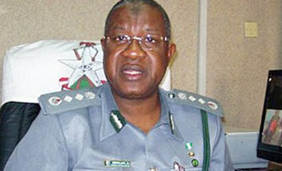 *Customs boss, Dikko