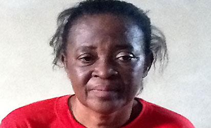 *Madam Timipah Okoba