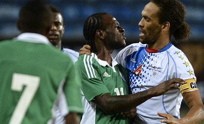 AFCON 2013: Eagles Are Looking Sharp – Moses