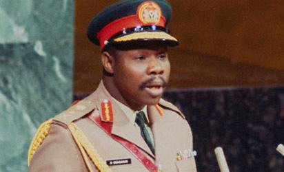 File Photo: Gen. Obasanjo, Rtd