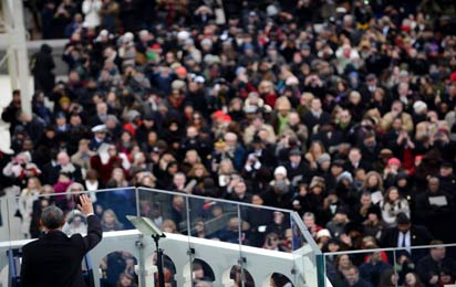 Key Quotes From Obama's Inaugural Speech