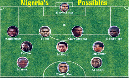 AFCON 2013: Afcon 2013: Can Eagles Beat Burkina Faso Today?