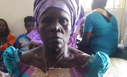 Bayelsa Speaker's mum,