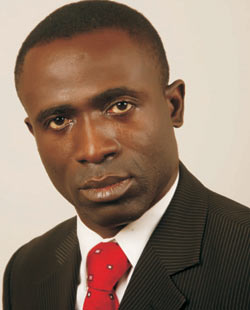 Dr. Cecil Nwafor.