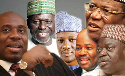 PDP governors