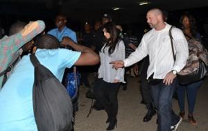*Kim in Lagos