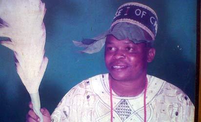 Late Chief Oladele