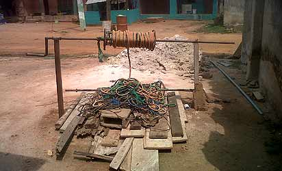 *The loosed rope that sent Oba to an early grave