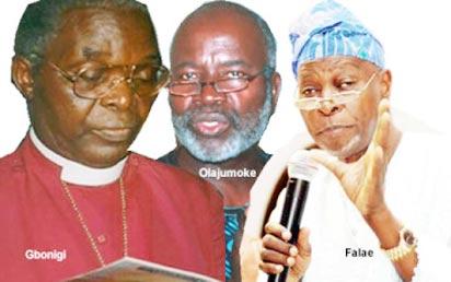 Gbonigi, Olajumoke & Falae: Fighting the Yoruba cause
