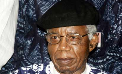 Late Prof Chinua Achebe