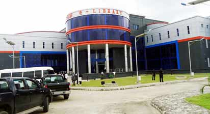 E-Library built by Akwa Ibom state
