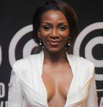 Genevieve at AMVCA ...