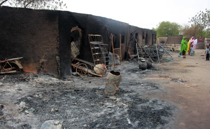 File: Boko Haram attack