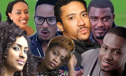 Ghanaian-actors