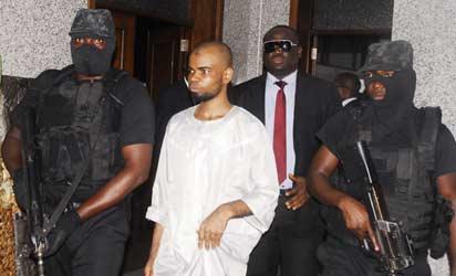 File: Boko Haram: Kabiru Sokoto Suspected Mandala Bomber Federal High Court in Abuja. Photo by Gbemiga Olamikan
