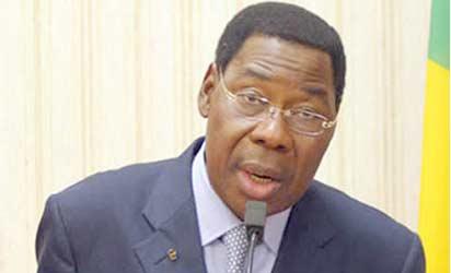 President  Boni Yayi, AU Chairman