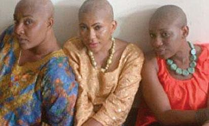 Ebube Nwagbo, Angela  Okorie and Chita  Agwu