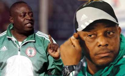 What's the point in winning a World Cup dress rehearsal and missing out on the big party next year? Amodu asks Keshi