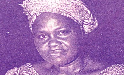 *Mrs Florence Adebanjo, Chairman board of Directors, NPF MFB