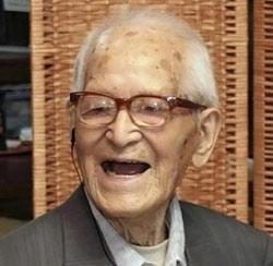 Jiroemon Kimura 2013 World's old...