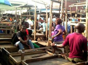 *No buying and selling for now..  Katankowa Market on Monday