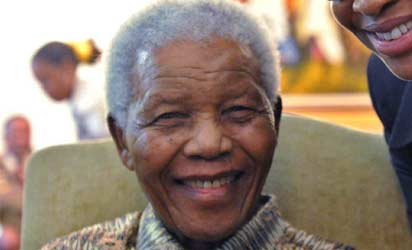 Deltans celebrate Nelson Mandela, say he was a worthy African