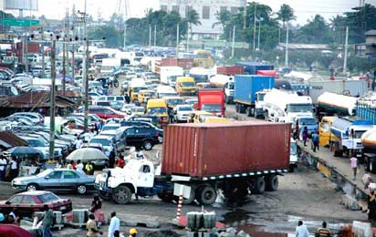 Maritime workers name shipping companies responsible for Oshodi-Apapa gridlock
