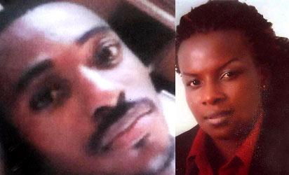 •On the run...Victor Chukwuemeka Jewel Udenze and •The deceased... Bianca Ndidi Okoye