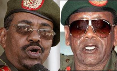 Late Sani Abacha and Omar-Al-Bashir