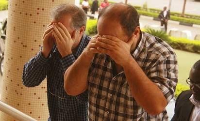 Lebanese terror suspects