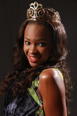 *Miss Nigeria