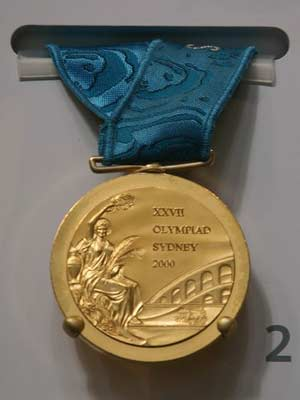 Sydney Olympic Gold Medal