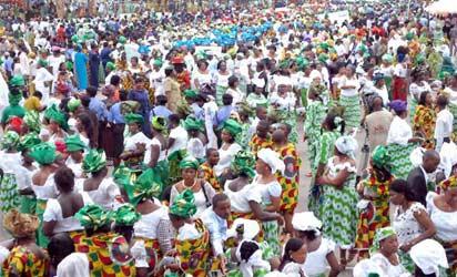 Abuja-women