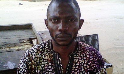 *Bashorun Olainukan...Lives in fear of death