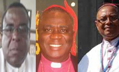 Stephen, Uche and Agwu
