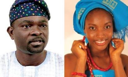•Hon. Rotimi Makinde & Miss Oyebanke