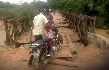 *The Eguho-Ebonyi Bridge