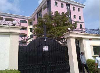 Orji Kalu's property in Park View Estate, Ikoyi, Lagos